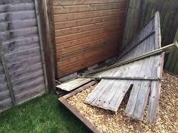Fencing Repair Blackley