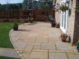 Garden Patios And Flagging Contractors Whitworth